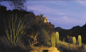 Desert Spa Getaway